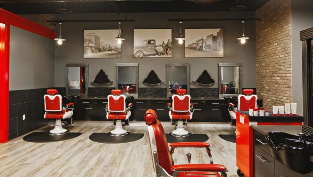 """barbershop franchise, """"Stubble"""