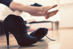 Stretching Boots